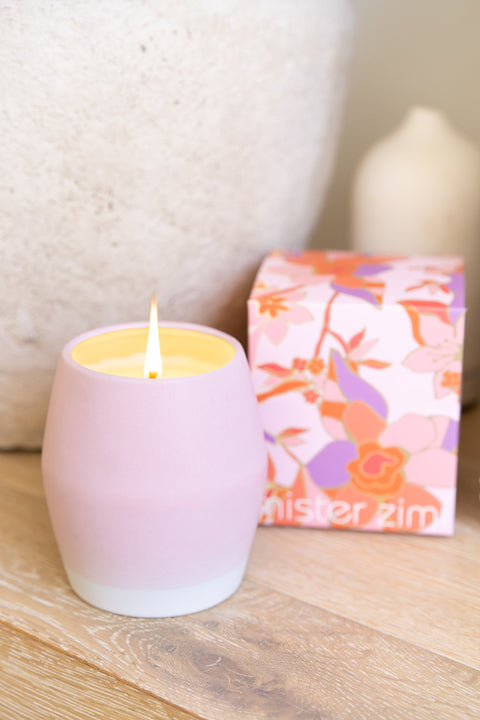 Sara Candle In Pear And Lime