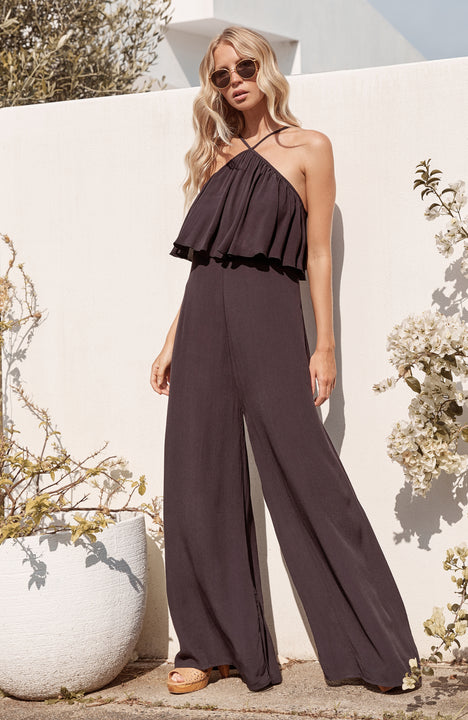 BLACK EDEN JUMPSUIT