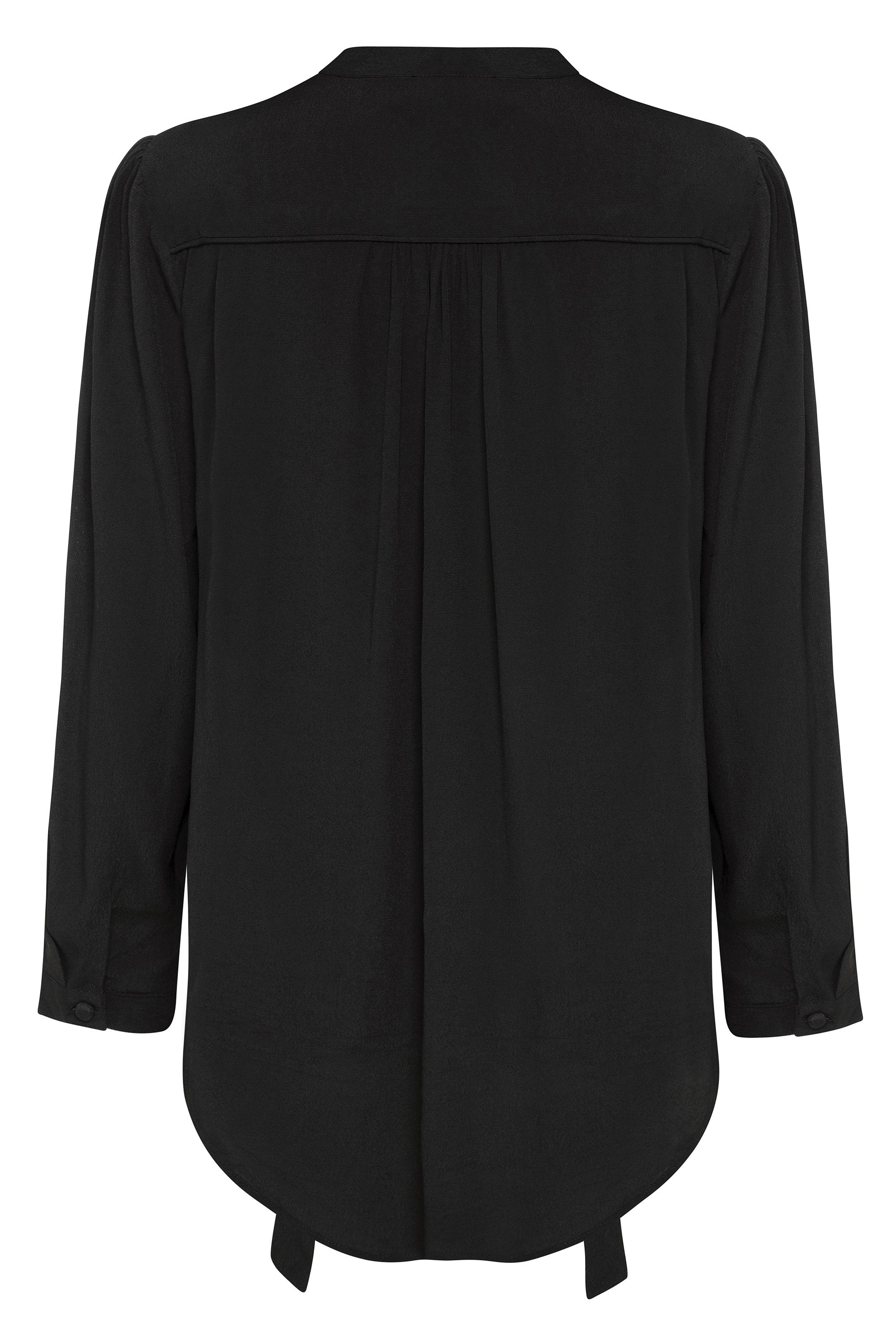 Isabella Blouse In Black