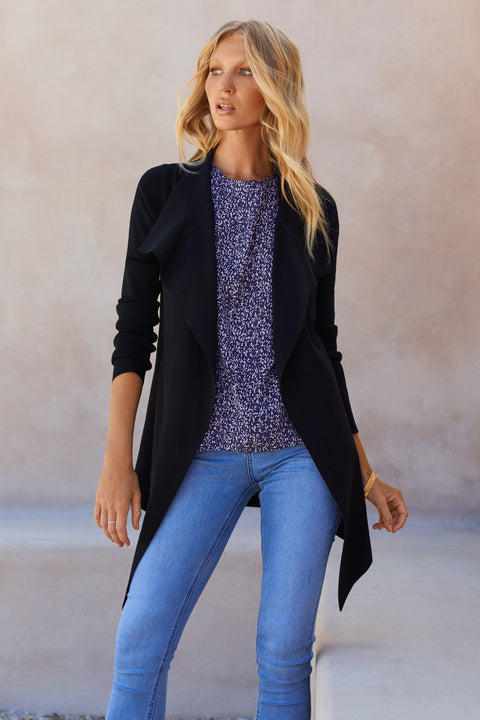 Maria Cardigan In Black