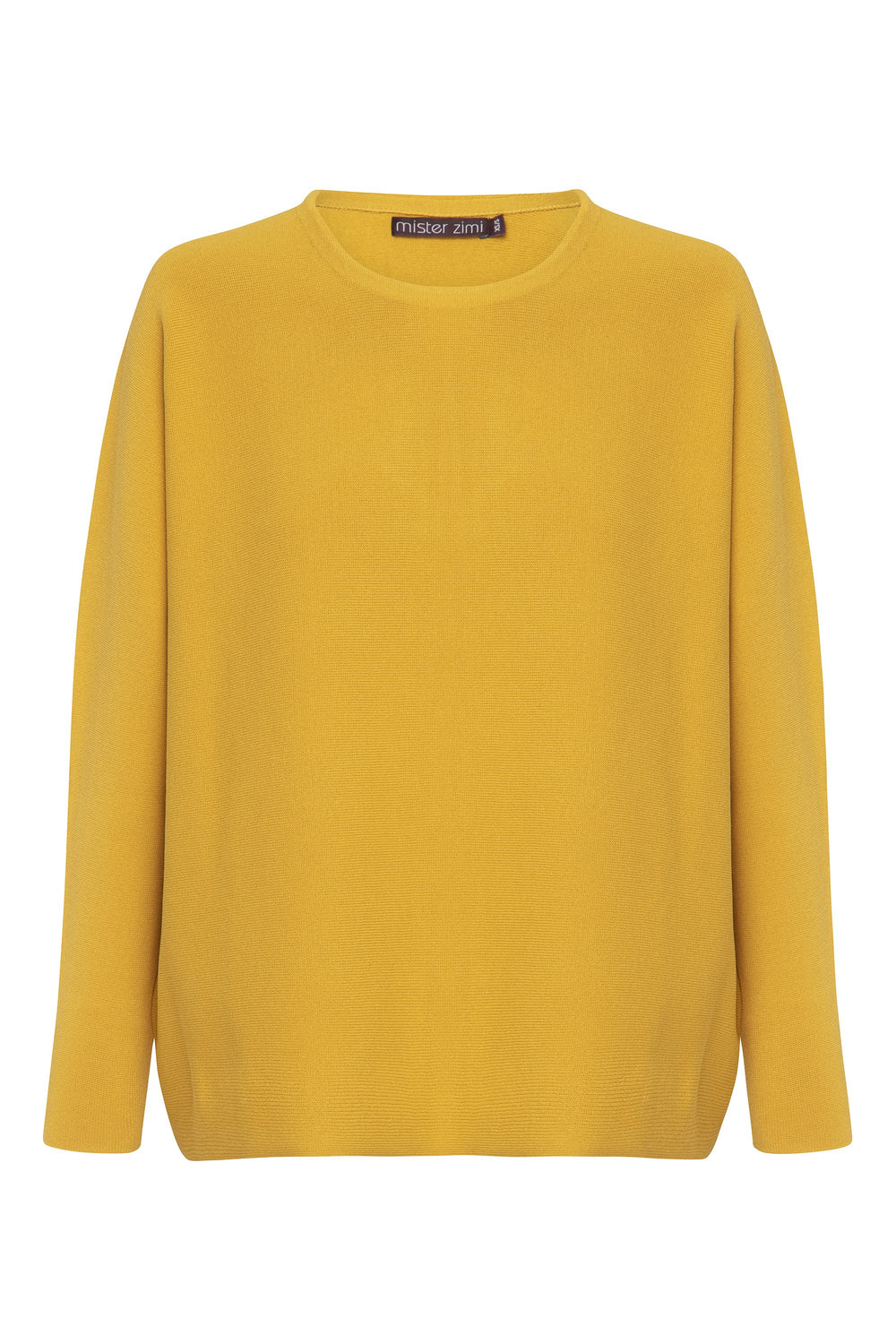 Milla Jumper In Mustard