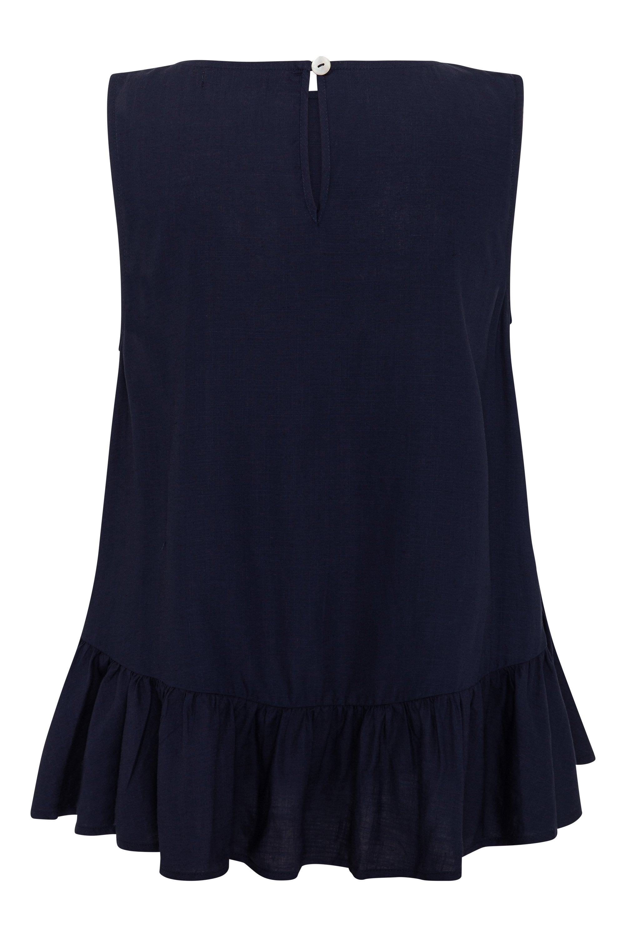 Celeste Top In Navy
