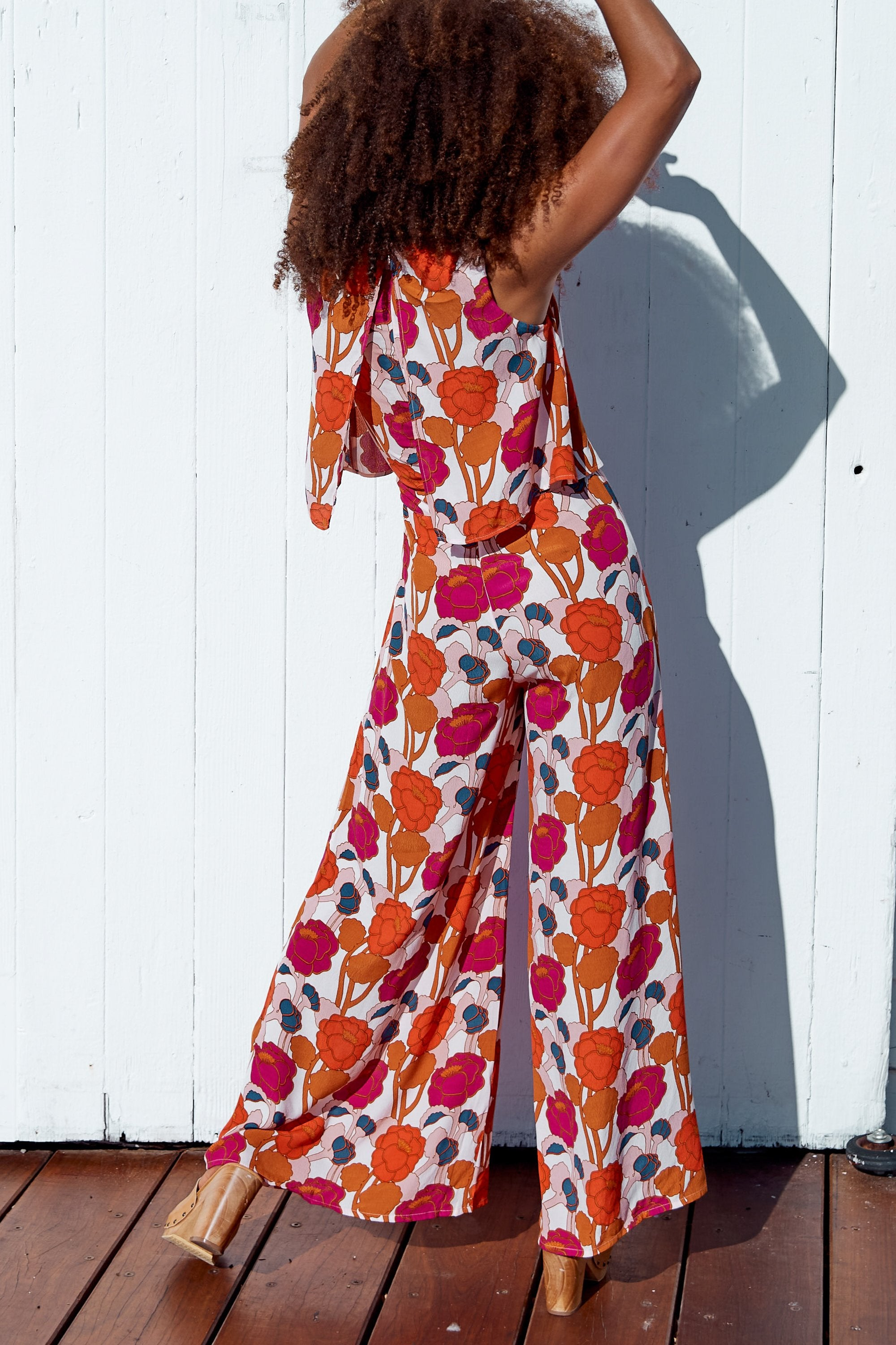 Charlie Jumpsuit In Calypso