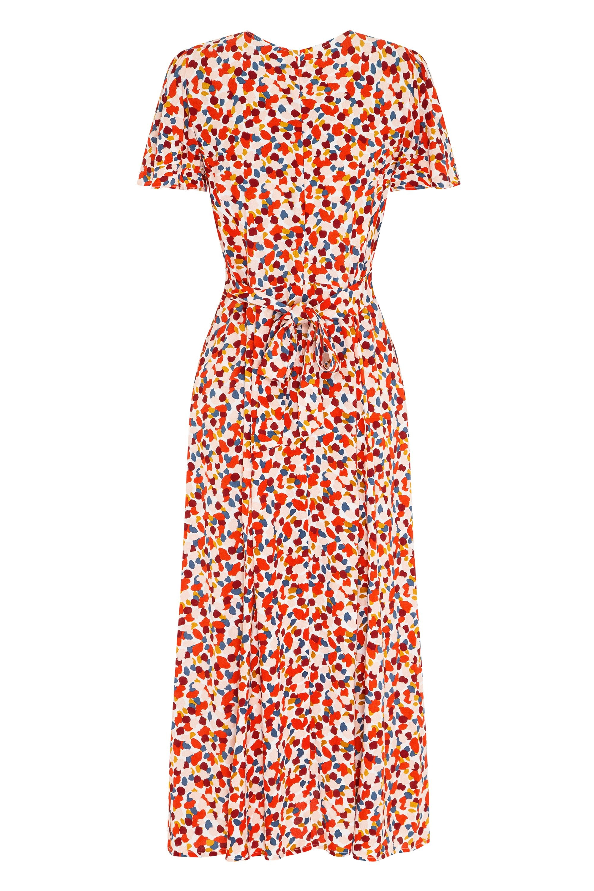 Luella Dress In Confetti