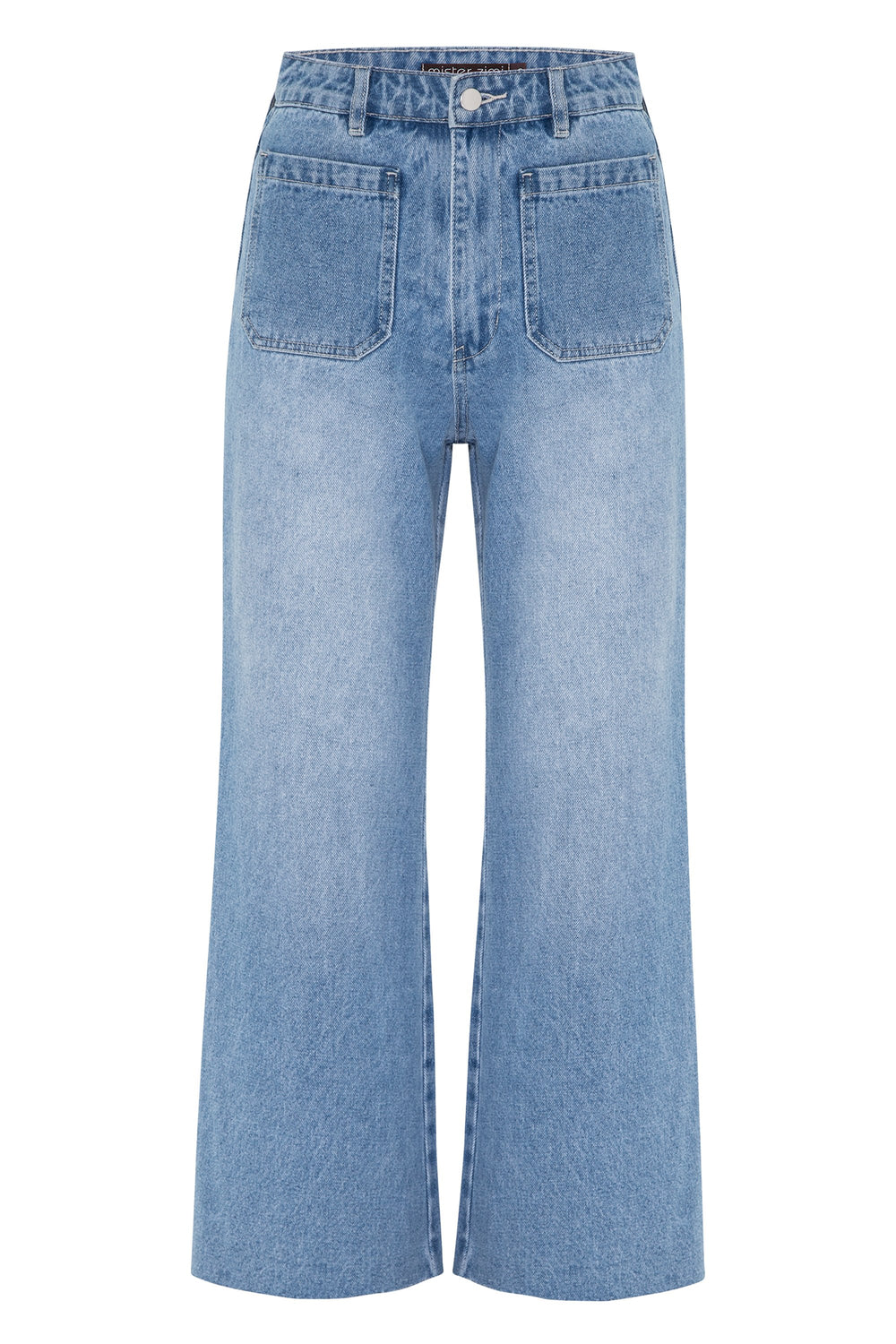 Sailor Jeans In Light Blue Denim