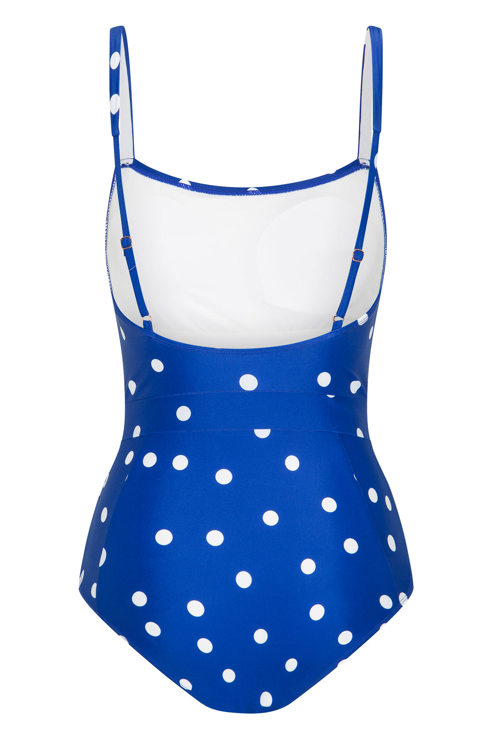 Petal One Piece In Cobalt Spot