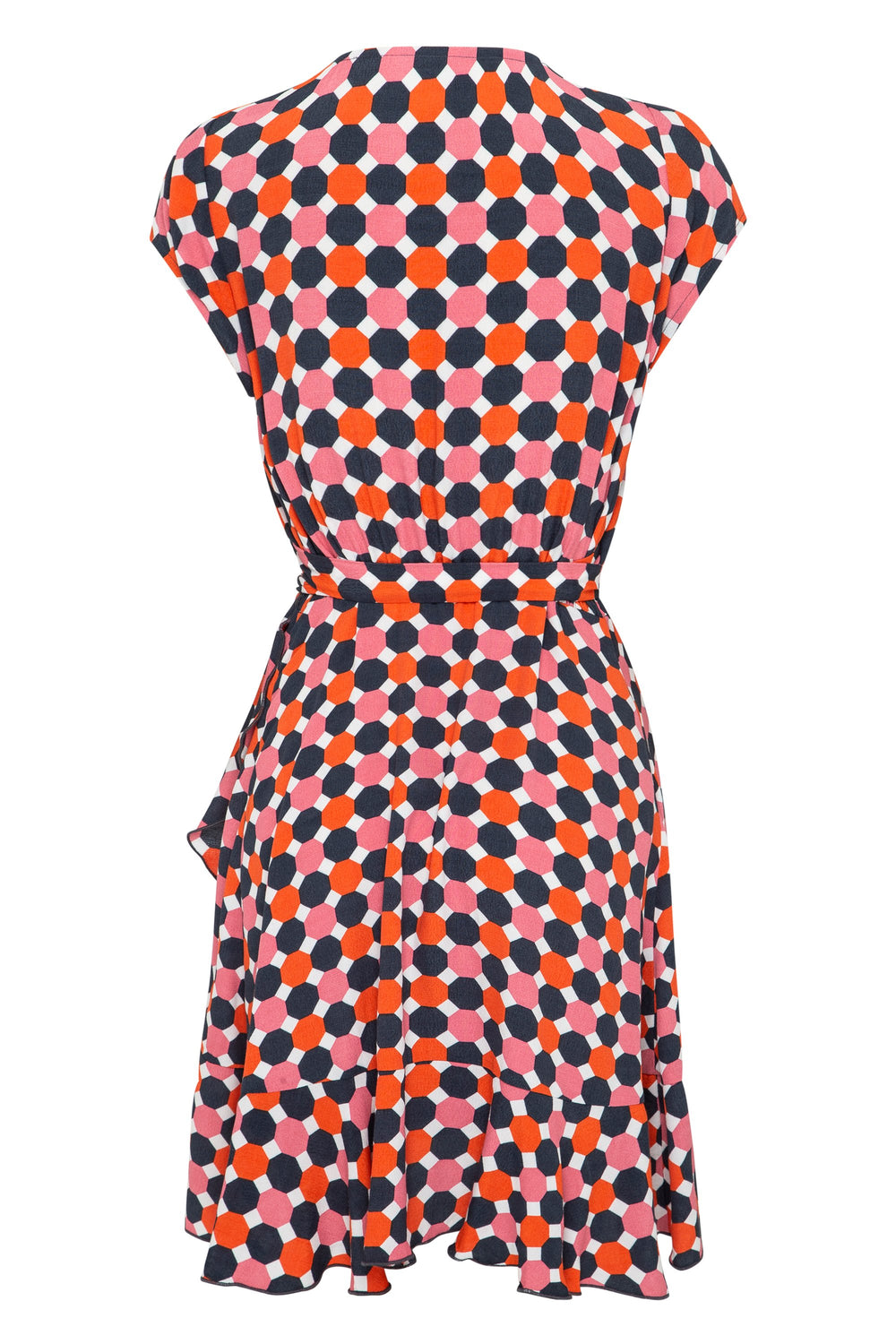 Summer Colette Dress In Tropicana