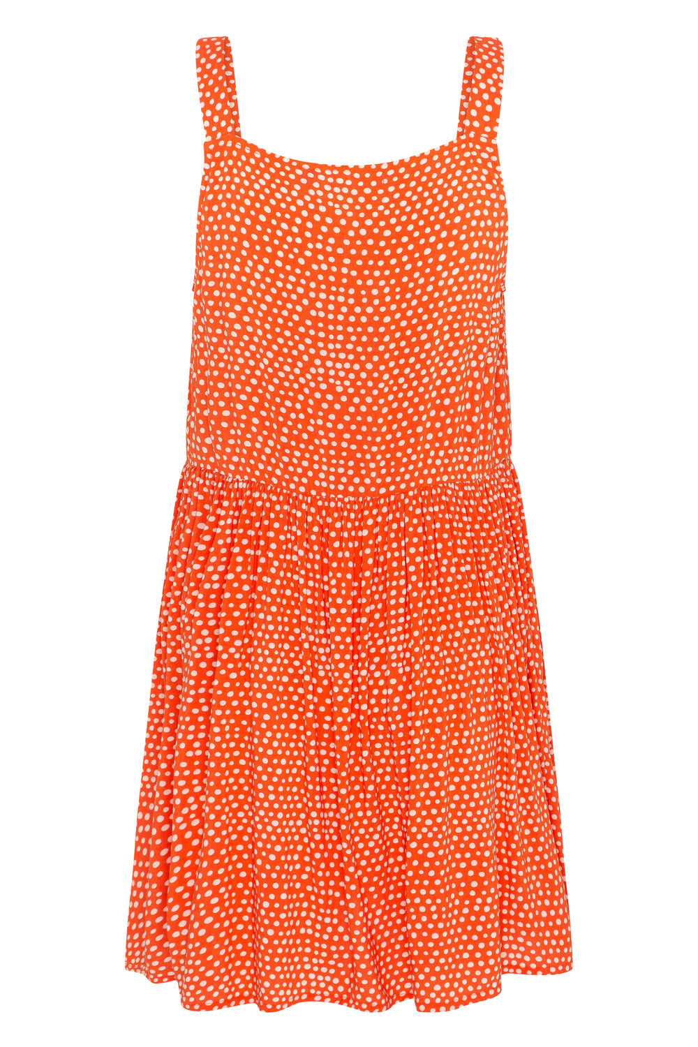 Sophie Dress In Coral