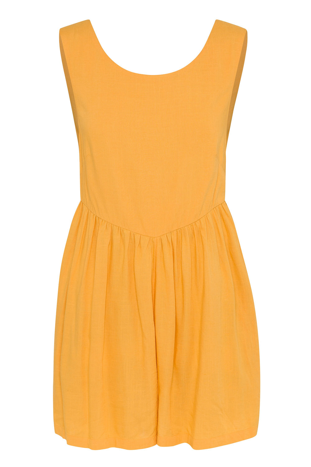Libby Playsuit In Mango