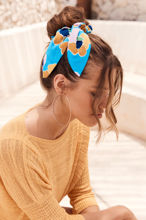 Scrunchie In Pina Colada