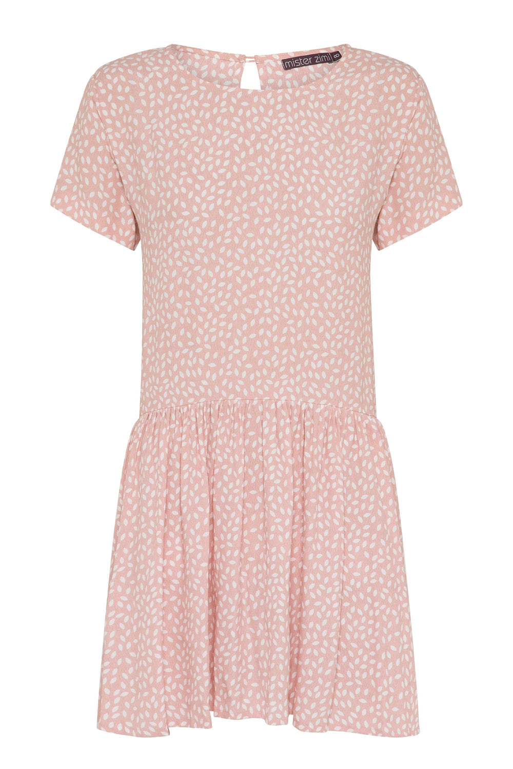 Summer Elsa Dress In Blossom