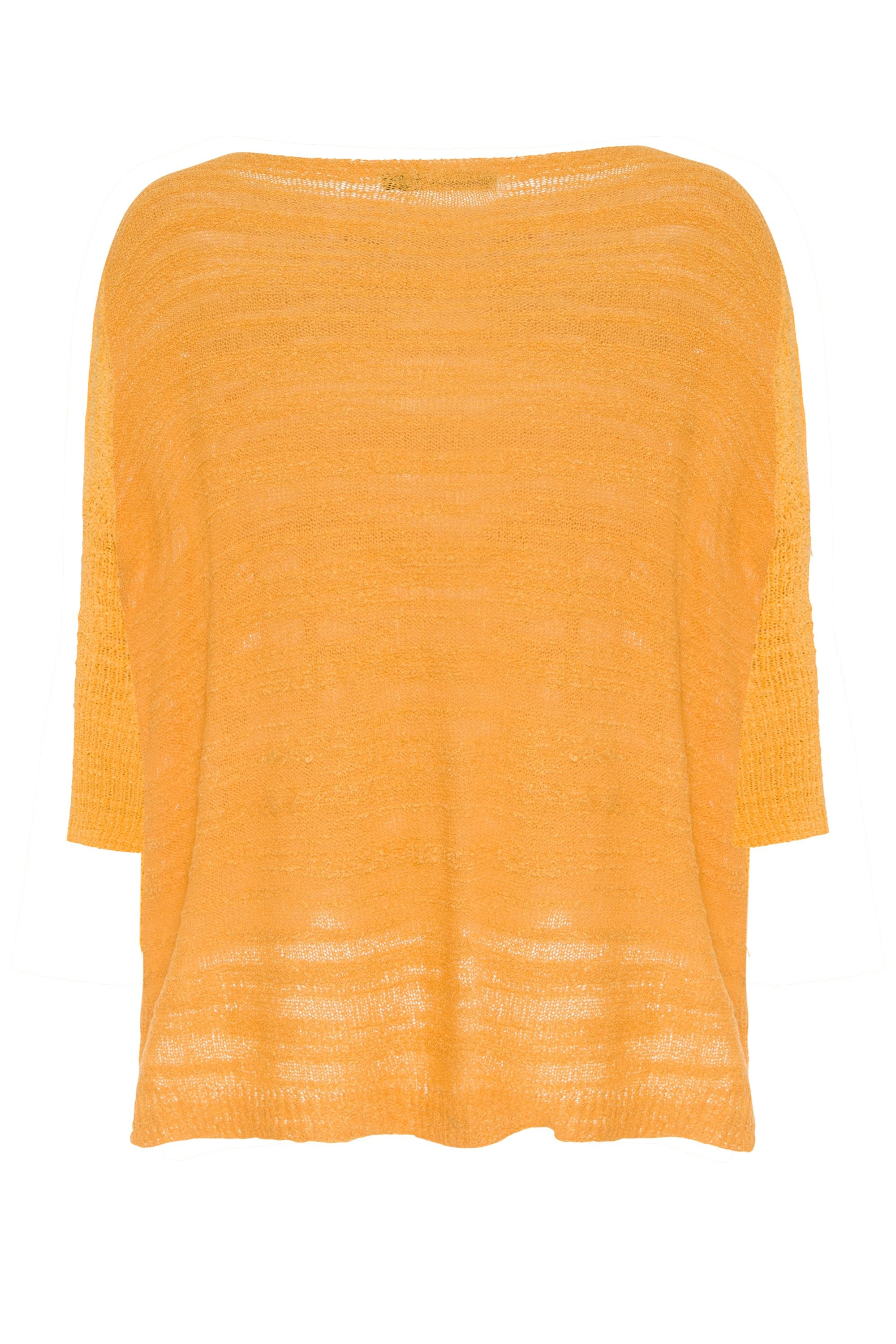 Summer Knit In Mango