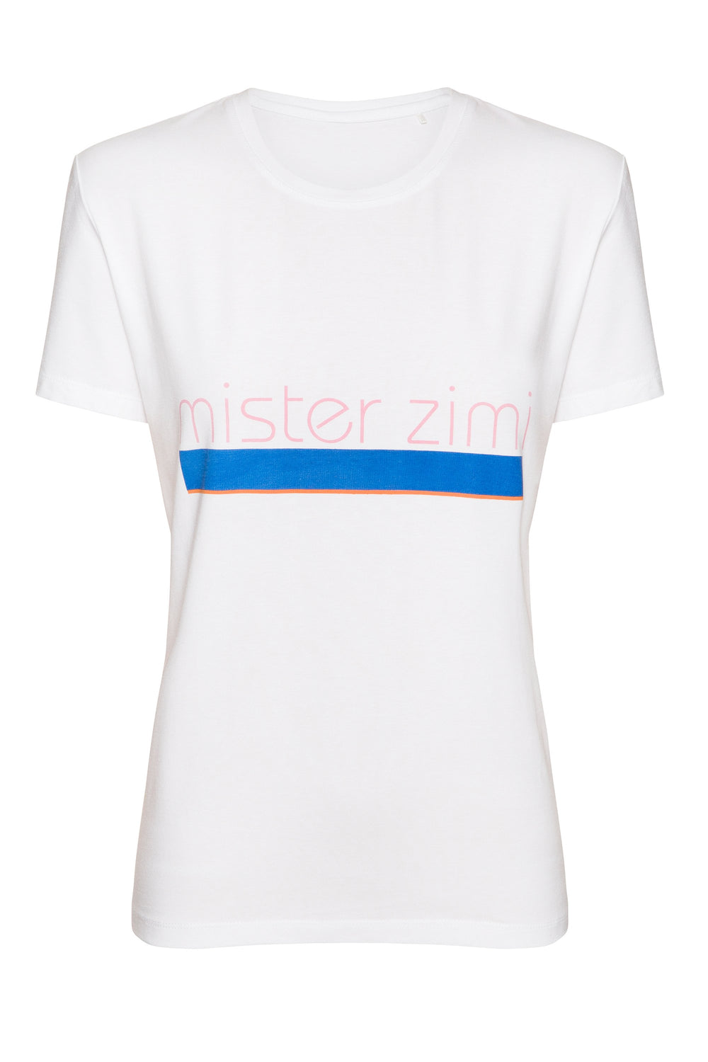 Zimi Tee In Blue