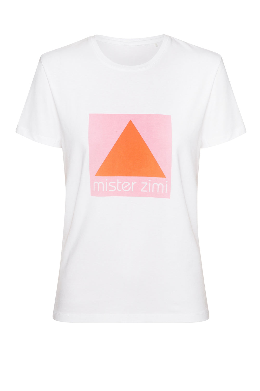 Zimi Tee In Pink