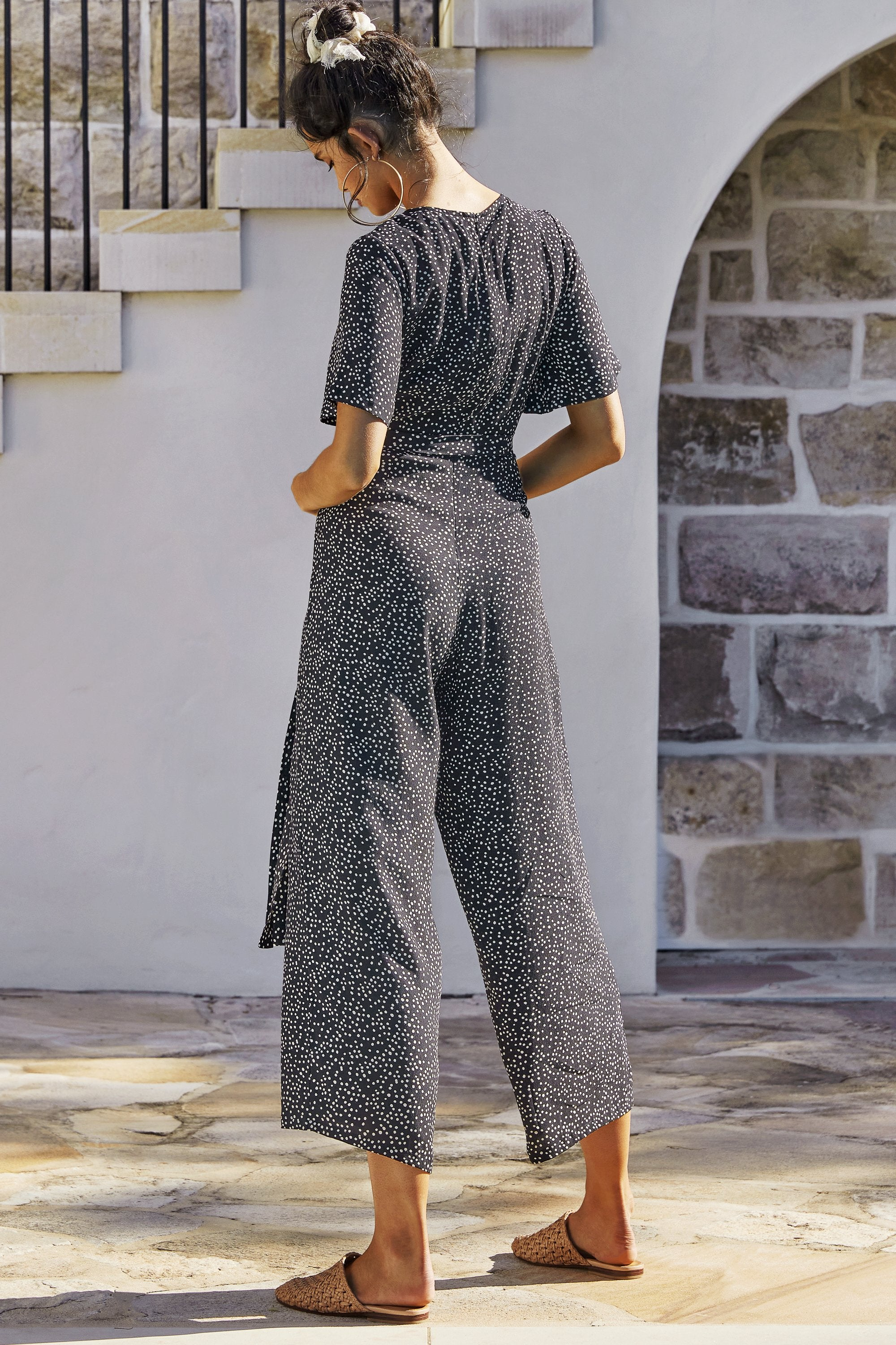 Nina Jumpsuit In Cosmos