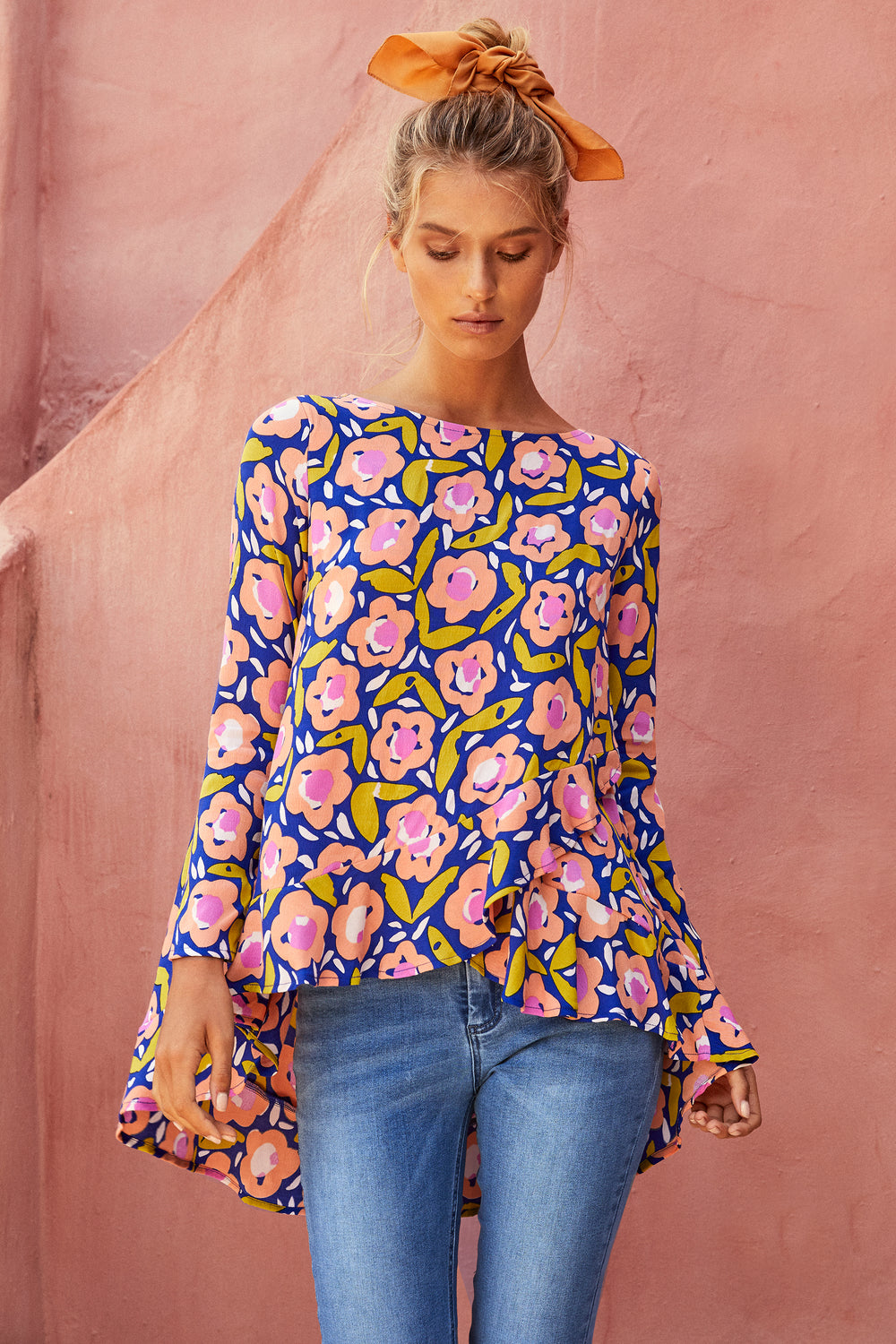 Louise Top In Bloom