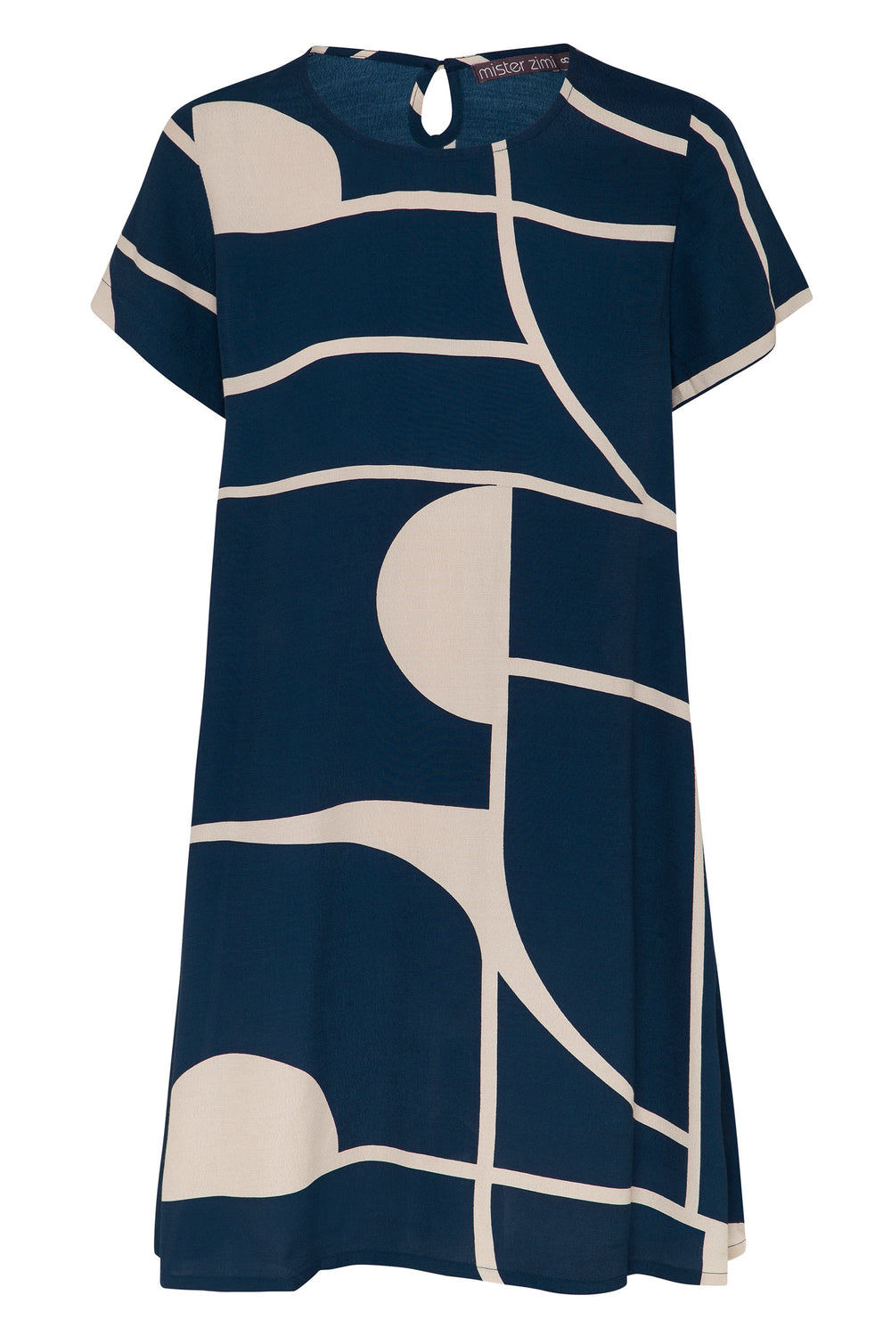Spring Tina Dress In Playa