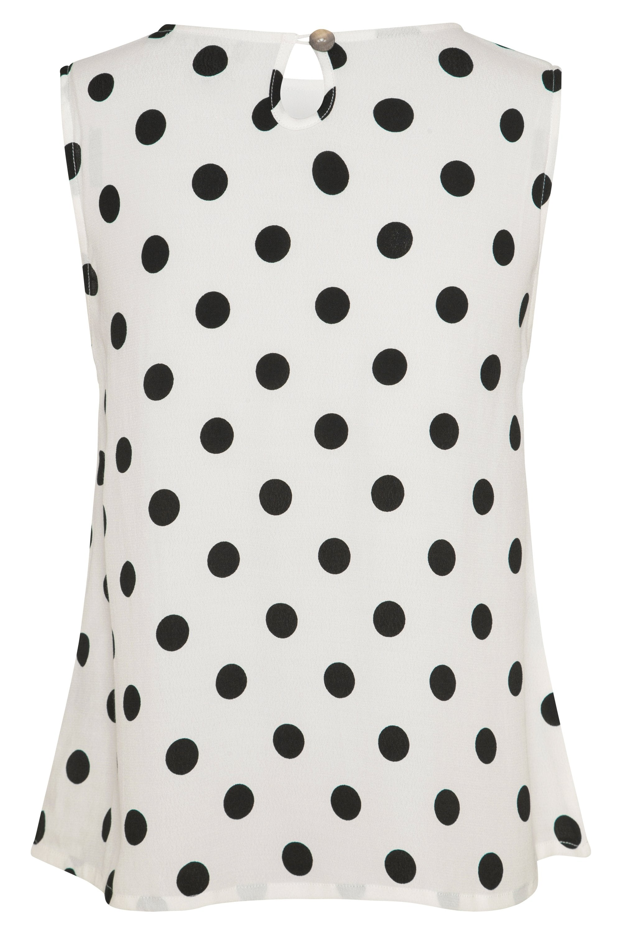 Sleeveless Tina Top In Rumba
