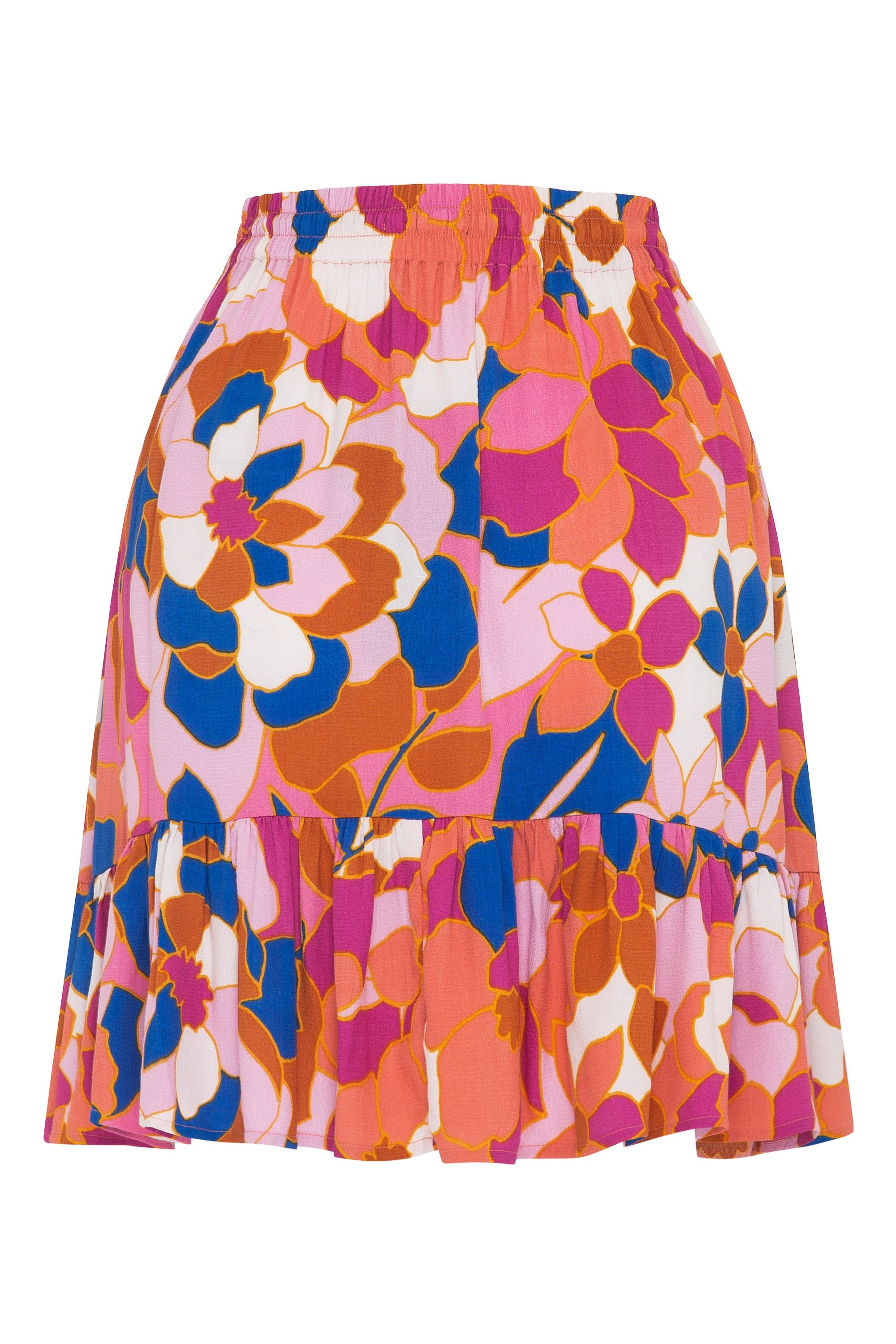Velvie Skirt In Mosaic