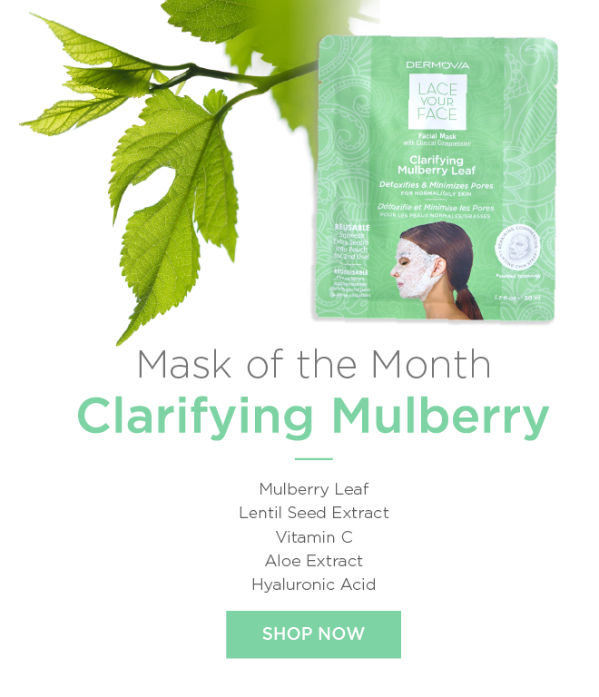 Dermovia Mask of the Month