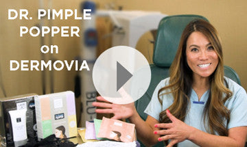 Dr. Pimple Popper on Dermovia