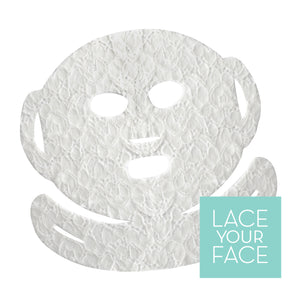 Dermovia #BINGEMASK Lace Your Face