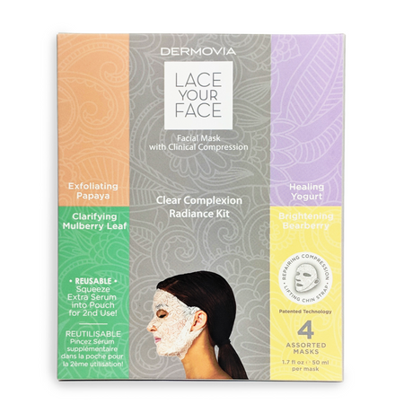Lace Your Face Exfoliating Papaya