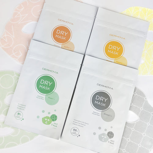 "Dry Mask ""Skin Fix"" Kit"
