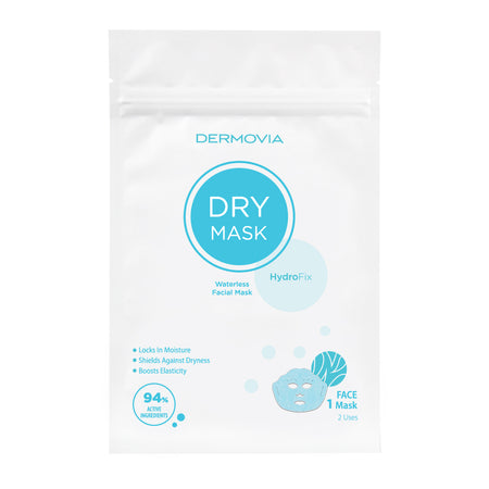 DRY Mask AgeFix Waterless Facial Mask