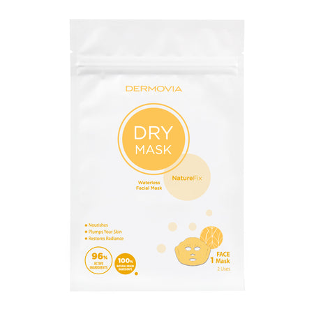 DRY Mask AgeFix Waterless Hand Mask