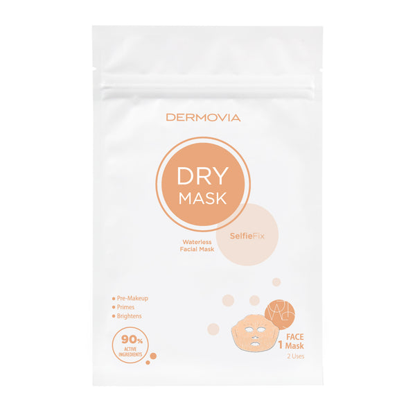 DRY Mask SelfieFix Waterless Pre-Makeup Mask