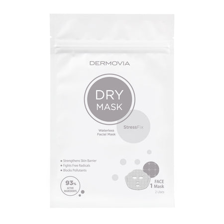DRY Mask PoreFix Waterless Facial Mask