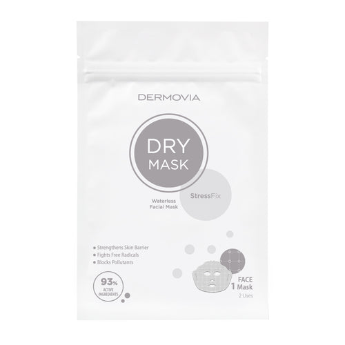 DRY Mask StressFix Waterless Facial Mask