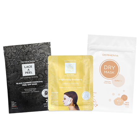 DRY Mask HydroFix Waterless Facial Mask