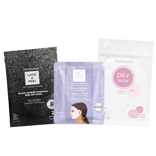 """Age-Defying #BingeMask"" Kit"