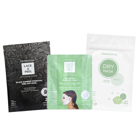 DRY Mask NatureFix Waterless Facial Mask