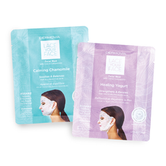 Lace Your Face Redness and Flaky Skin Kit