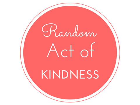 Random Acts of Kindness | Nigel Mark