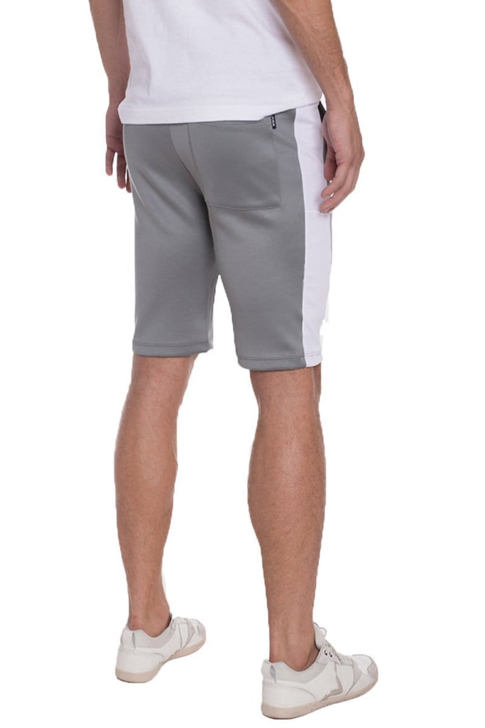 Holiday Shorts - Grey / White - Men | Nigel Mark