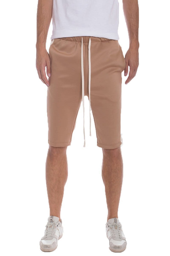 Holiday Shorts - Mocha / Sand