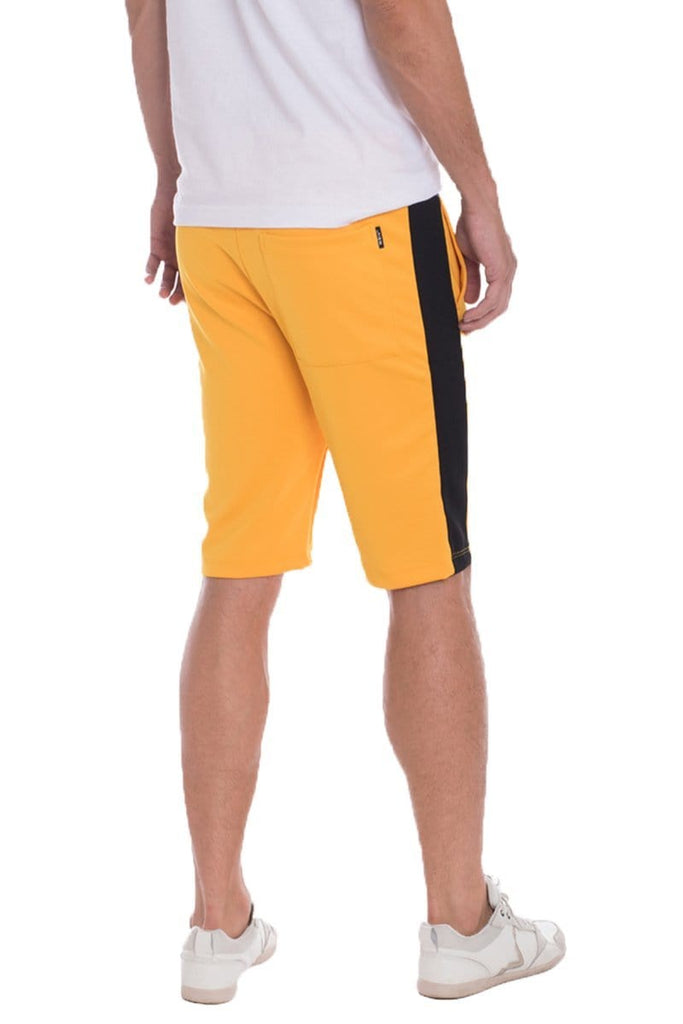 Holiday Shorts - Yellow / Black