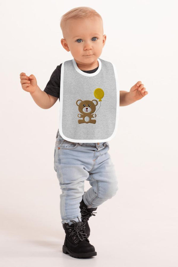 Baby Bear Bib - NM BRANDED - NIGEL MARK