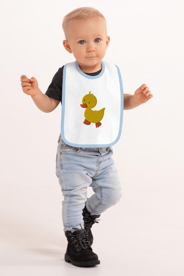 Baby Duck Bib - NM BRANDED - NIGEL MARK