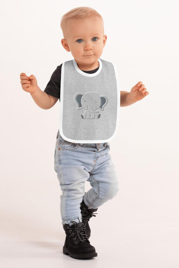 Baby Elephant Bib - NM BRANDED - NIGEL MARK