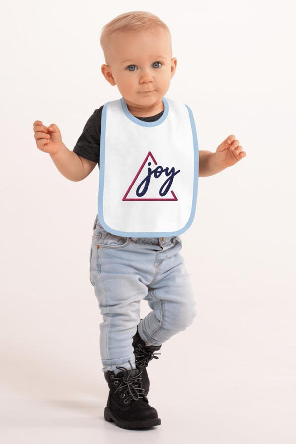 Baby Joy Bib - NM BRANDED - NIGEL MARK