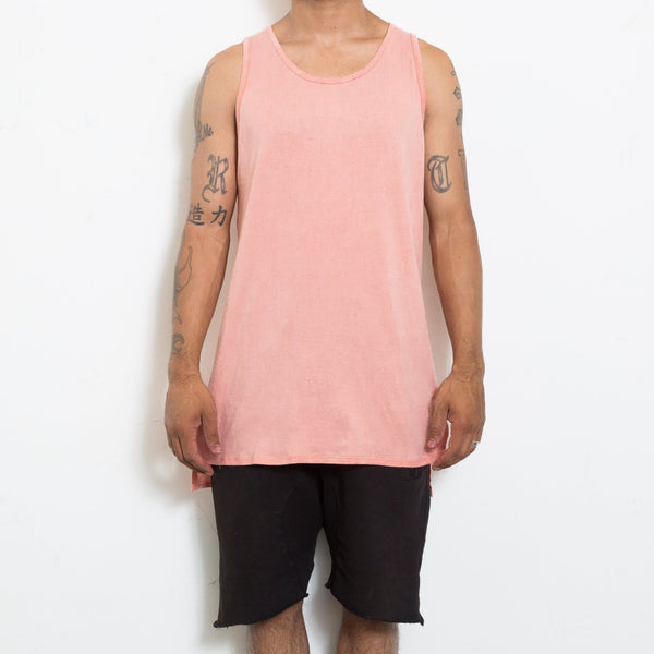 Basic Tank - Pink - Tank Tops - NIGEL MARK