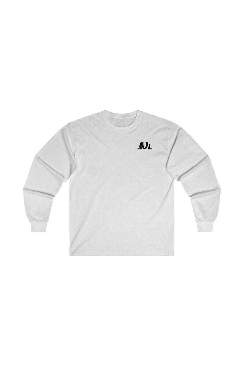 Black NM Long Sleeved Tee - NM BRANDED - NIGEL MARK
