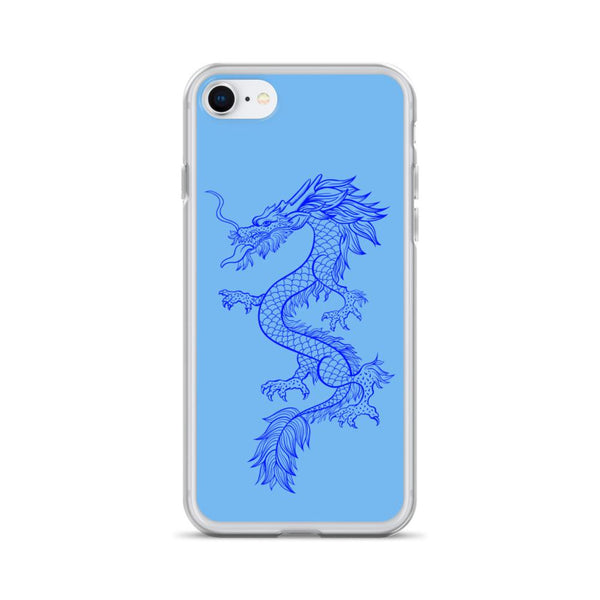 Blue Dragon Case - ACCESSORIES NM BRANDED - NIGEL MARK