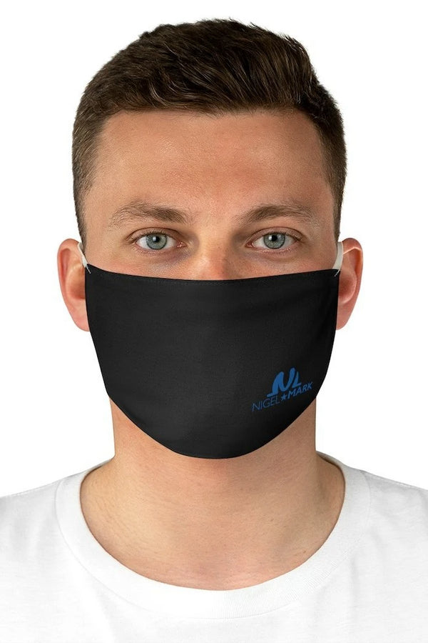 Blue NM Face Mask - ACCESSORIES NM BRANDED - NIGEL MARK