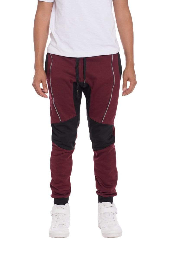 Casual Jogger Pants - MEN BOTTOMS - NIGEL MARK